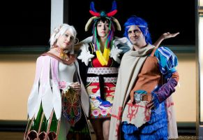 Baten Kaitos Group by crispychickencosplay