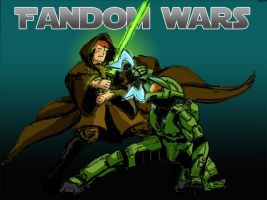 FANDOM WARS by Art-Minion-Andrew0
