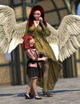 My Angel by teturo