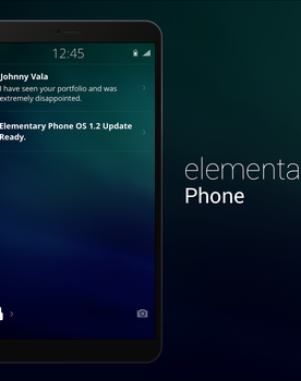 elementary Phone Concept by r2ds