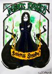 HP Snape by iSaPeiX