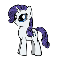 Rarity by sheandog