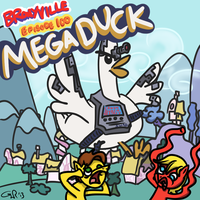 MegaDuck by chriswillpony