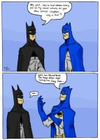 Batman Meets Adam West Part 42 by TheMonkeyYOUWant