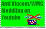 Anti-Viacom and WMG Stamp by PsychoDemonFox