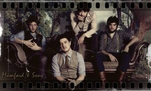 Mumford and Sons by GlassApples
