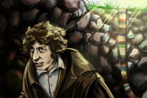 4th Doctor comes to the rescue by Tote-Dietrich