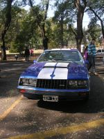 Ford Mustang 79 by Kassad86