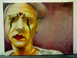 Clown- Yishai Jusidman by Agente00Minina