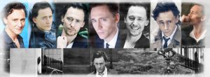 Tom Hiddleston - Photoshoots Facebook Cover No.1 by LuluDarling