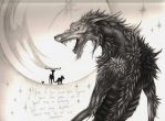 Messrs. Moony, Wormtail, Padfoot and Prongs by EsotericNightWalker