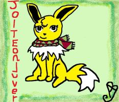 My new ID by JolteonLuver