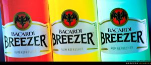 bacardi's colours by theprodiqy