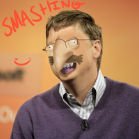 Bill Gates Num by Splodeman