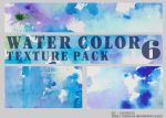 water color texture pack 0606 by namrux