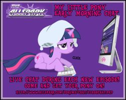 AllSpark Pony Chat by Scavgraphics