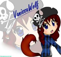 vanissawolf art trade FINAL by mangaismything2