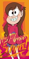 Summer Time Almost Here! - Mabel Pines by SheDraws4U12