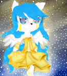 ~.:Art Trade Recreated:.~ .:Larrya-Oryelis:. by Valkyrie01325