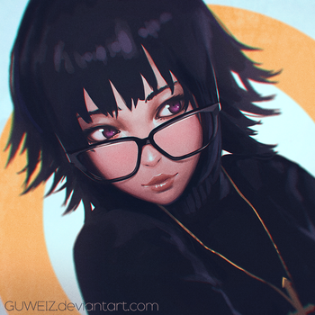 No.8 by GUWEIZ