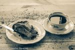 Coffee and a cake by Evefidor