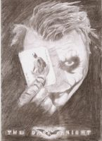 the joker by firedragonwolfspirit