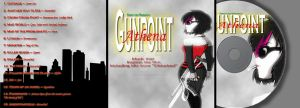 Gunpoint Athena CD Cover by KiaraLPhoenix