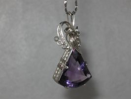 Commission: Cowee Gift Shop: Amethyst by claire109