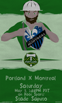 Portland Timbers vs Montreal Impact by caseharts