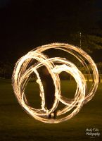 Fire Poi 4 by ATLEE-Photography