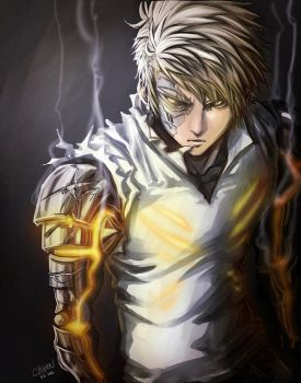 Genos10 by chisien