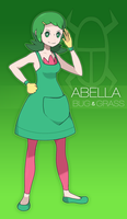 Gym Leader : Abella by harikenn