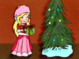 ST Zelda - Christmas 2011 by iZelda27
