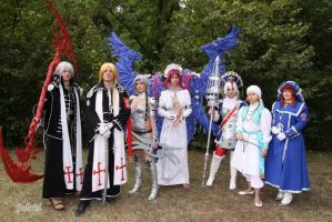 Trinity Blood - Hungary team by hbdudu
