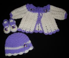 Tasha's Set by Crochet-by-Clarissa