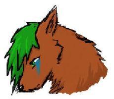 Crying Wolf Iscribble by XxMaz-AlmightyxX