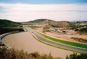 Jerez, curva Sito Pons - 1997 by F1PAM