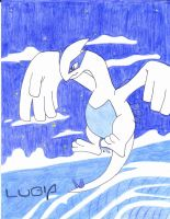 lugia by Yami-The-Orca
