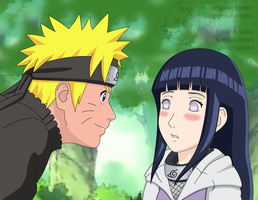 NaruHina Collab 2 by kohakuhoshi
