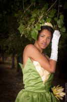 Tiana the model by xAleux