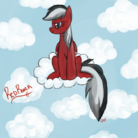 Red Rover Comm by AppleJackDerp