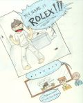 HEROES: Rolex...? by Frosteh-Wolf