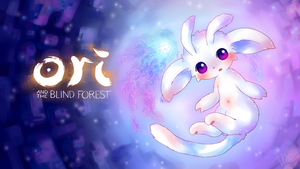 Ori and the wallpaper by D685ab7f-pis