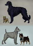 The hounds of Baker Street by emlan