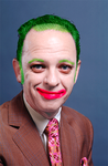Don Knotts as The Joker by AtomTastic