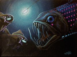 Viperfish by ShantiCameron