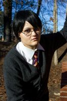 HP- I'm Ready For You Voldemort by Rurounichan