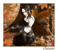 Autumn by edera-ladygoth