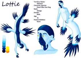 Lottie ref sheet by PDG