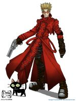 Vash the Stampede by squall95